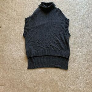 BCBG sleeveless sweater